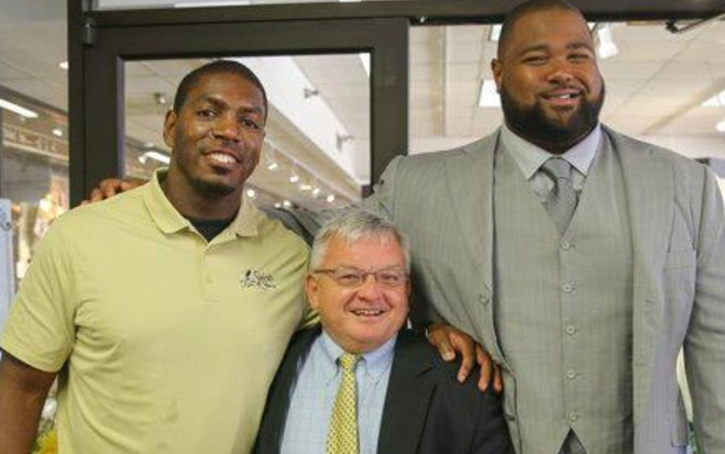 Saints HoF Class of 2017